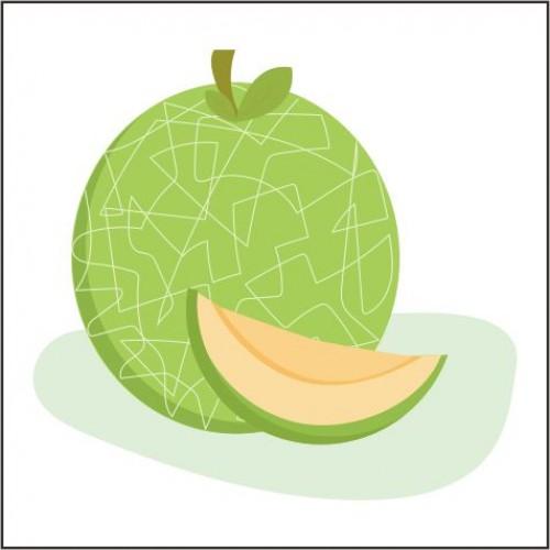 Toffieco Melon dan Pewarna