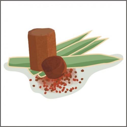Toffieco Pandan Gula Merah flv