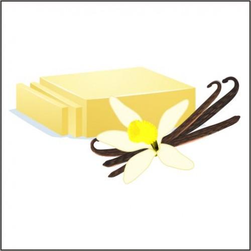 Toffieco Vanilla Butter dan Pewarna